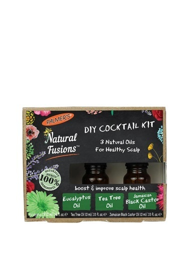 Palmers Healthy Scalp Diy Cocktail Kit 3'lü 10 ml Renksiz